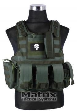 Our Guns Gear Red Hawk Airsoft Team